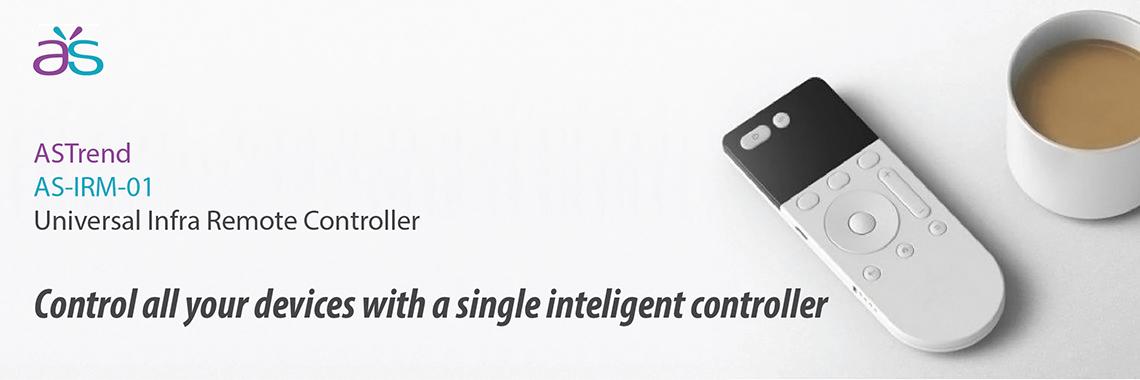 IR Universal Remote Control
